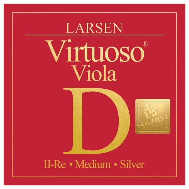 Cuerda viola Larsen Virtuoso Soloist 2ª Re Medium