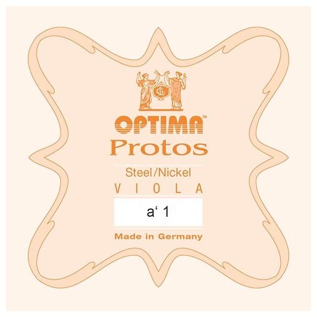 Cuerda viola Optima Protos 1111 1ª La