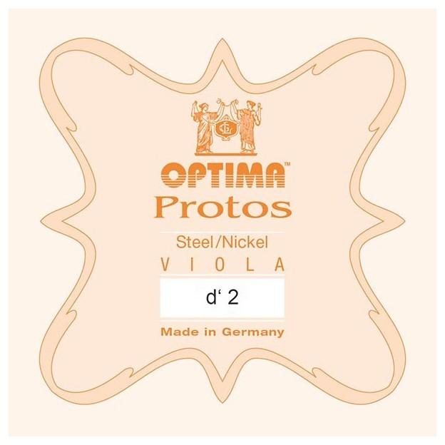 Cuerda viola Optima Protos 1112 2ª Re