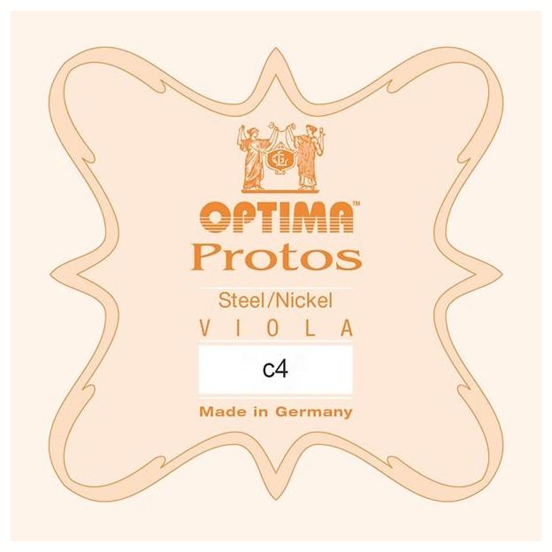 Cuerda viola Optima Protos 1114 4ª D