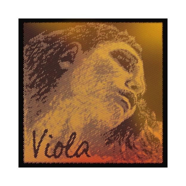 Cuerda viola Pirastro Evah Pirazzi Gold 323121 1ª La bola/lazo acero-acero cromado