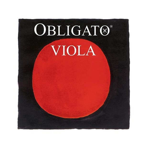 Cuerda viola Pirastro Obligato 421311 3ª Sol light
