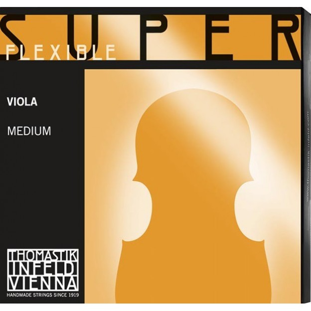 Cuerda viola Thomastik Superflexible 22 4ª Do cromo