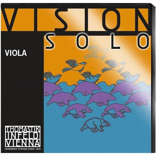 Cuerda viola Thomastik Vision Solo VIS22A 2ª Re plata
