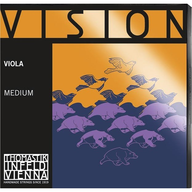 Cuerda viola Thomastik Vision VI24 4ª Do
