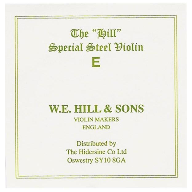 Cuerda violín Hill 4410SLX 1ª Mi lazo Forte