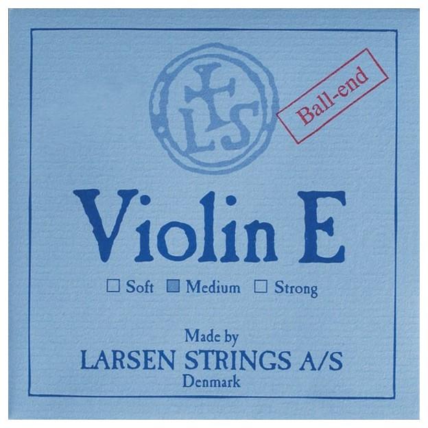Cuerda violín Larsen 1ª Mi Bola medium