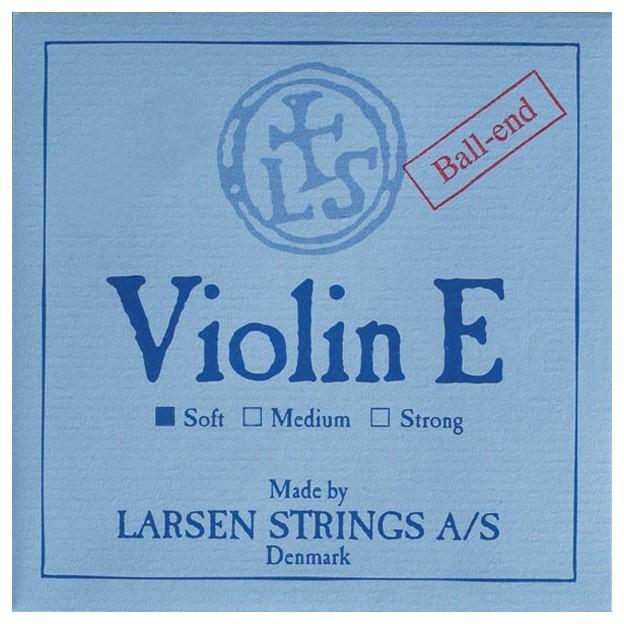 Cuerda violín Larsen 1ª Mi Bola Soft