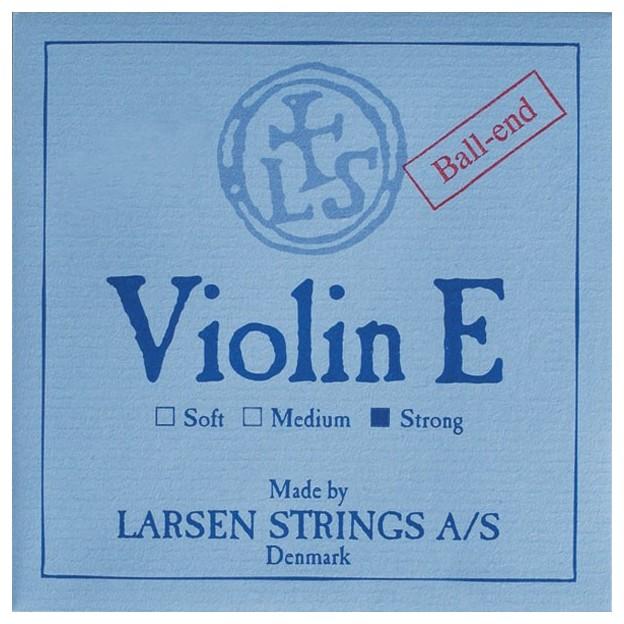 Cuerda violín Larsen 1ª Mi Bola Strong