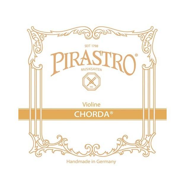 Cuerda violín Pirastro Chorda 212941 4ª Sol 16 tripa-cobre Medium