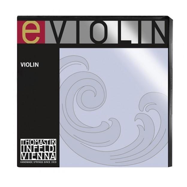 Cuerda violín Thomastik Especial E-Strings e01W 1ª Mi Bola Light