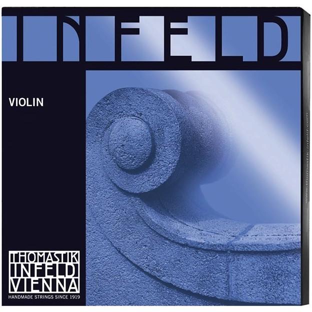 Cuerda violín Thomastik Infeld azul IB02 2ª La Medium