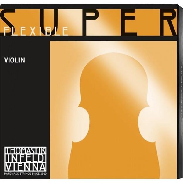 Cuerda violín Thomastik Superflexible 1ª Mi Bola Medium