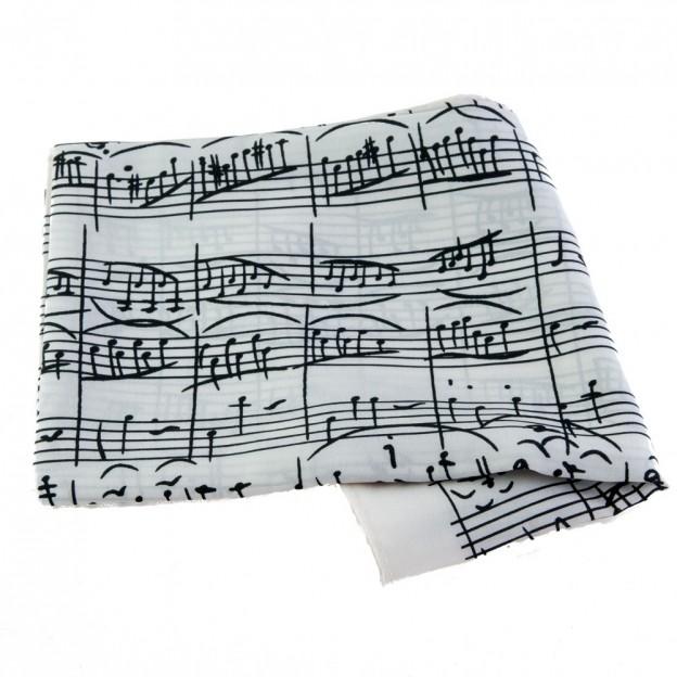 Pañuelo de gasa Mozart