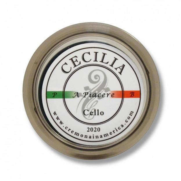 Resina cello Cecilia Rosin A Piacere pequeña