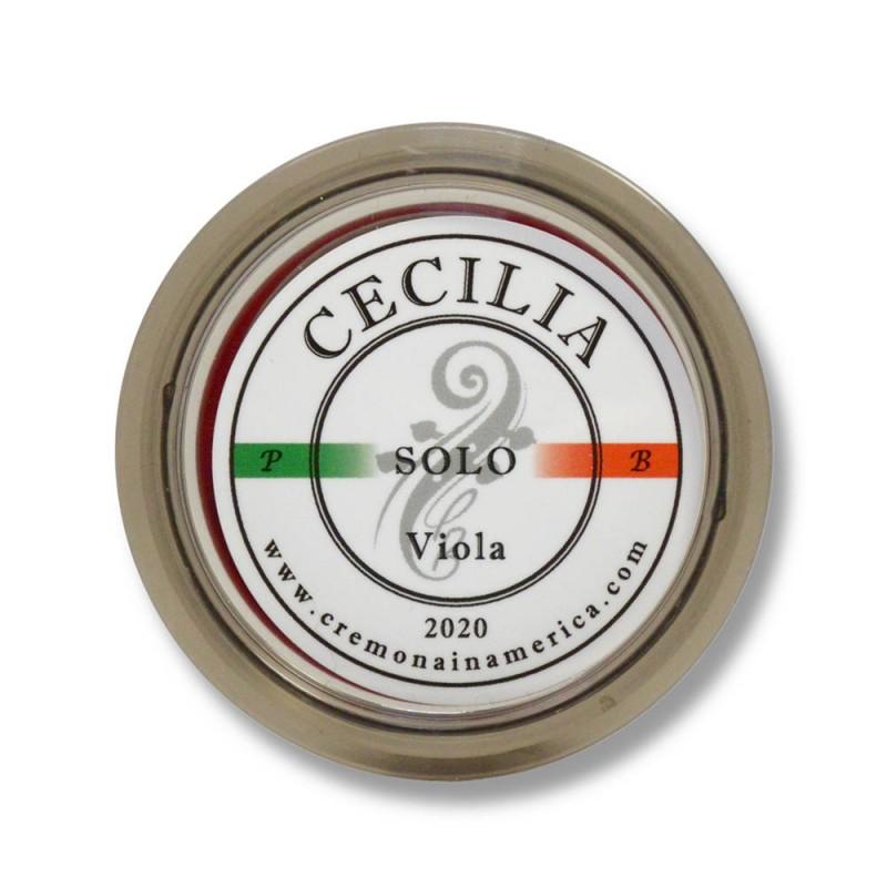 Accesorios - Resina viola Cecilia Rosin Solo