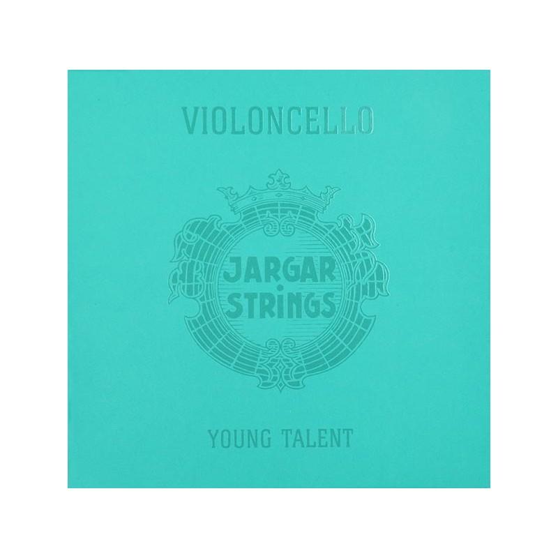 """Cuerdas - Cuerda cello Jargar """"Young Talent"""" Medium"""