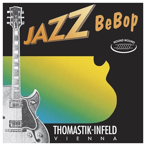 Set de cuerdas guitarra Thomastik Jazz Bebop BB113