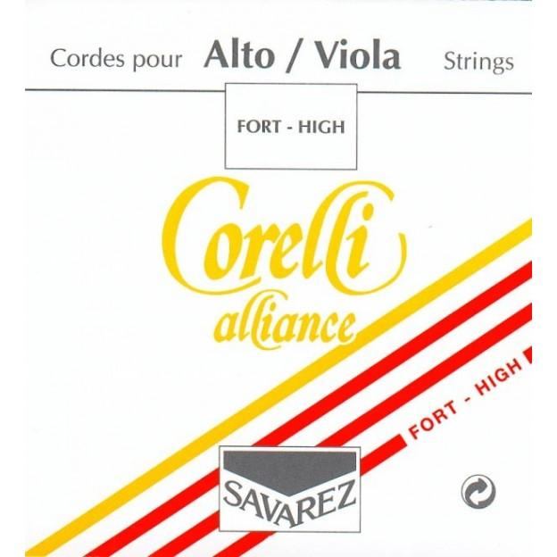 Set de cuerdas viola Corelli Alliance 830F Forte