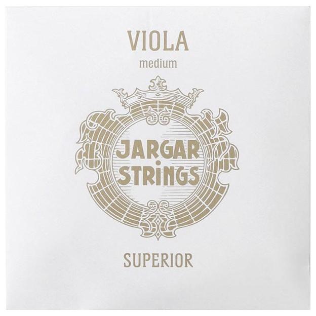 """Set de cuerdas viola Jargar """"Superior"""" Medium"""