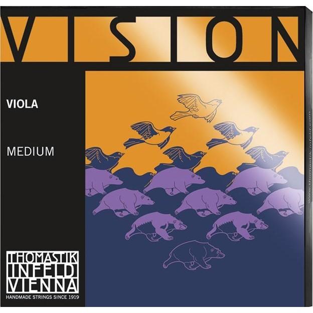 Set de cuerdas viola Thomastik Vision VI200