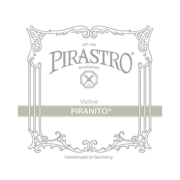Set de cuerdas violín Pirastro Piranito Bola Medium