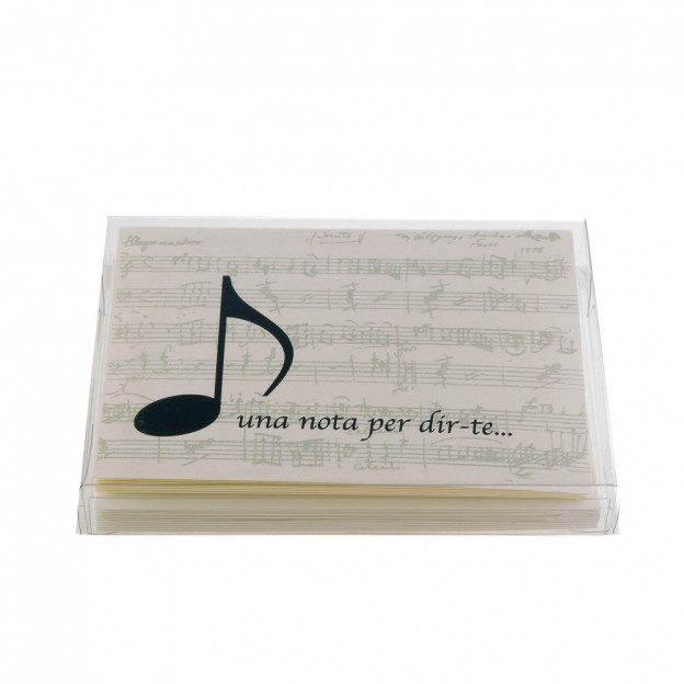 """Tarjeta """"Una nota per dir-te"""""""