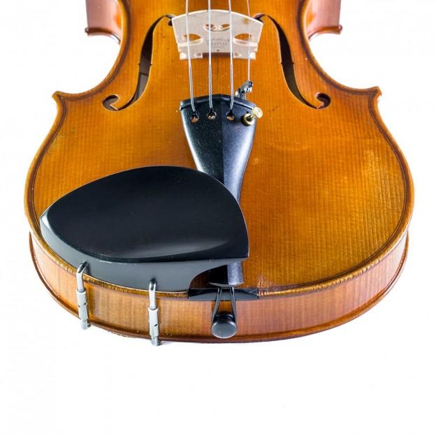Barbada lateral violín Teka ébano