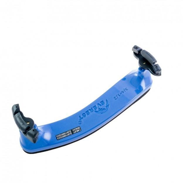 Almohadilla azul para violín Everest ES-2 Spring 3/4-1/2