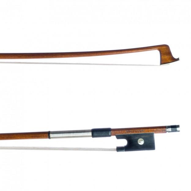 Arco violín Marco Raposo Pernambuco 3/4 níquel