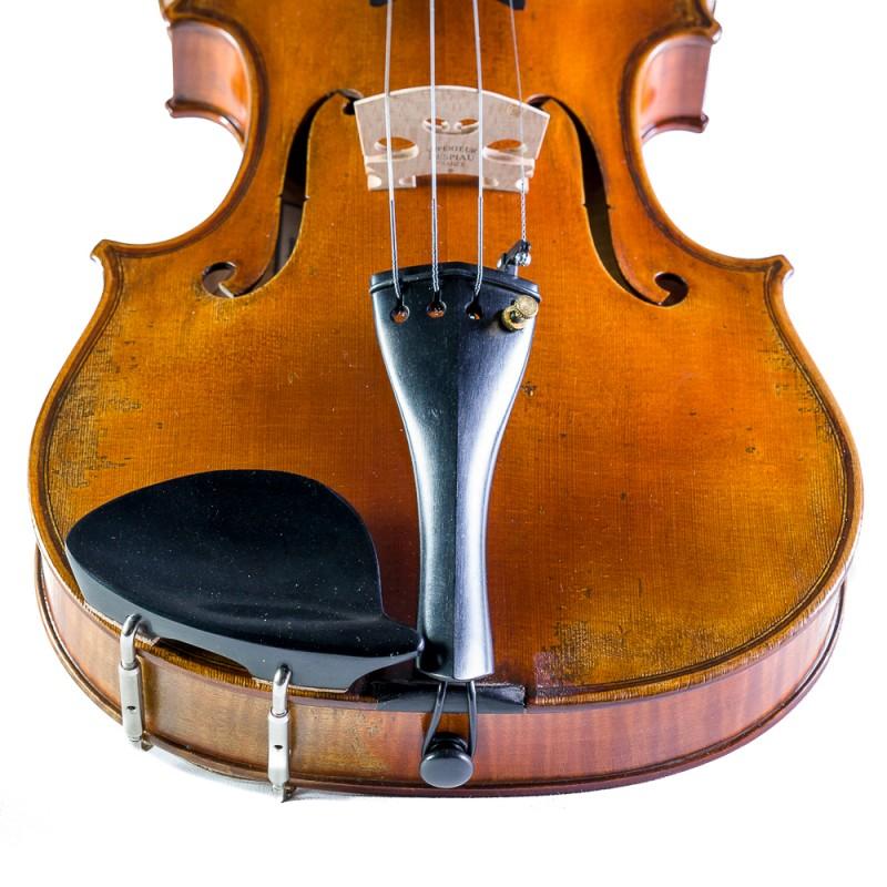 Accesorios - Barbada lateral para violín Dresden de plástico 4/4-3/4