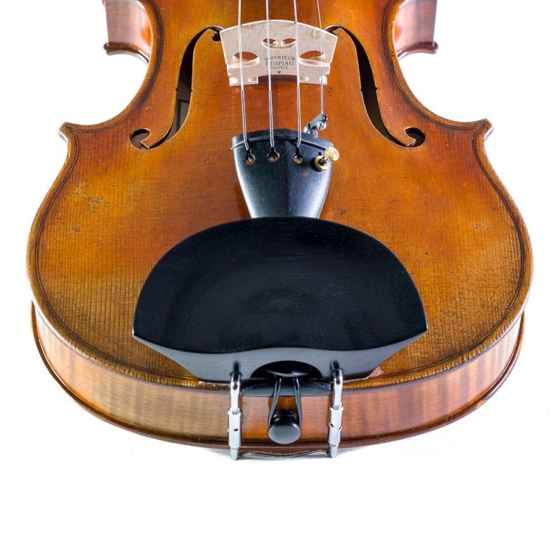 Accesorios - Barbada central para violín Flesh-Flat Old 4/4-3/4