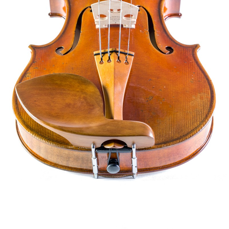 Accesorios - Barbada lateral sobre cordal para violín Guarneri 4/4-3/4