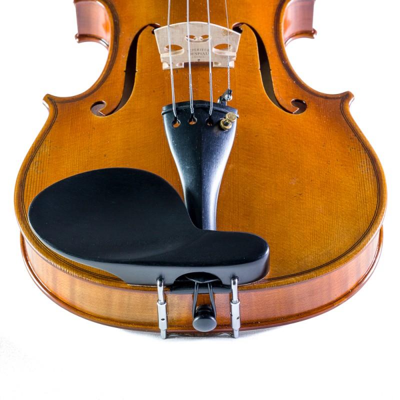Accesorios - Barbada lateral sobre cordal para violín ébano 4/4-3/4