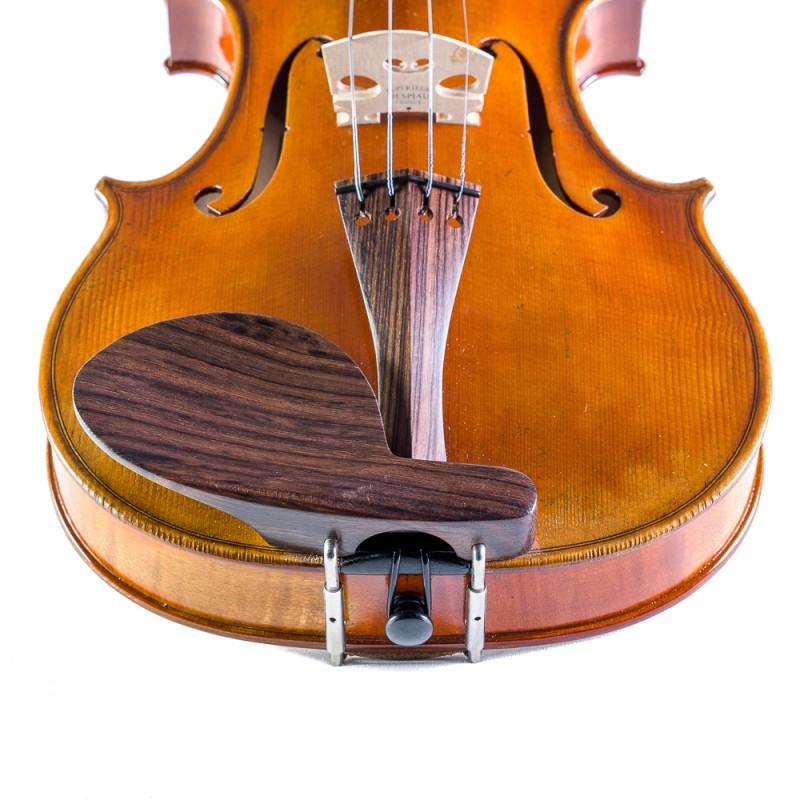 Accesorios - Barbada lateral sobre cordal para violín palisandro 4/4