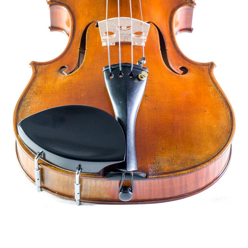 Accesorios - Barbada lateral para violín Kaufmann ébano 4/4-3/4