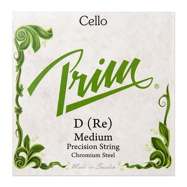Cuerda cello Prim 2ª Re Medium