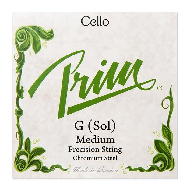 Cuerda cello Prim 3ª Sol Medium