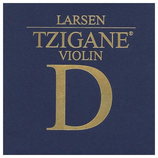 Cuerda violín Larsen Tzigane 3ª Re Strong