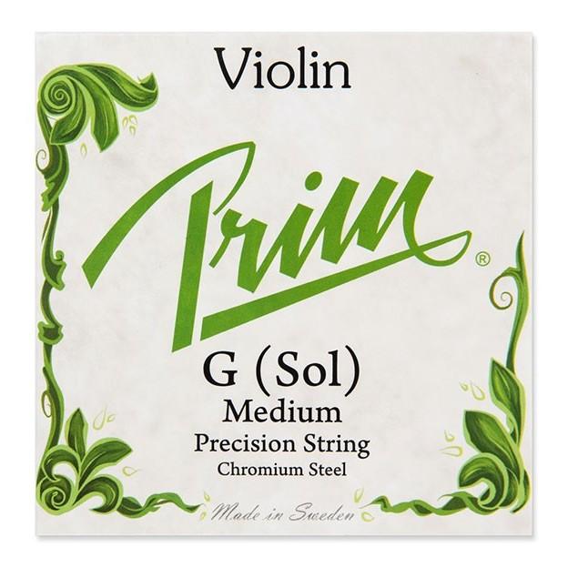 Cuerda violín Prim 4ª Sol Medium