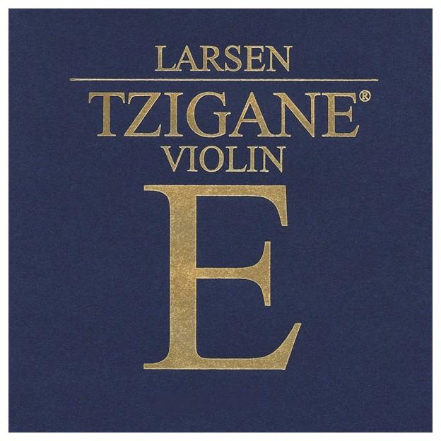 Cuerda violín Larsen Tzigane 1ª Mi lazo medium