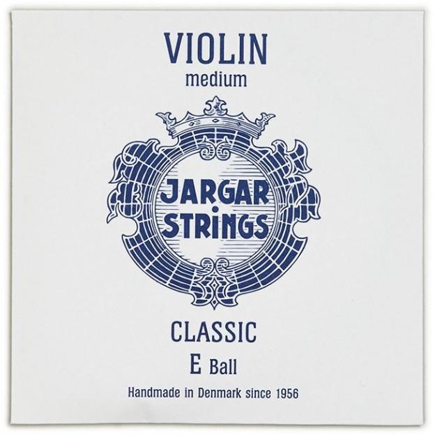 Cuerda violín Jargar 1ª Mi Bola Medium