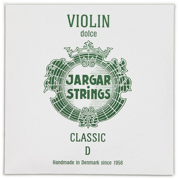 Cuerda violín Jargar 3ª Re Dolce