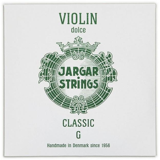 Cuerda violín Jargar 4ª Sol Dolce
