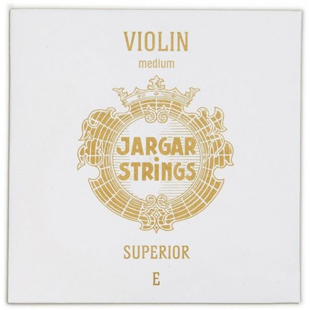 """Cuerda violín Jargar 1ª Mi Bola """"Superior"""" Medium"""