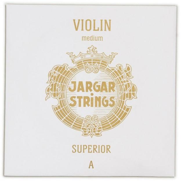 """Cuerda violín Jargar 2ª La """"Superior"""" Medium"""