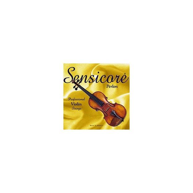 Set de cuerdas violín Super-Sensitive Sensicore Octave SS2507 Bola Medium