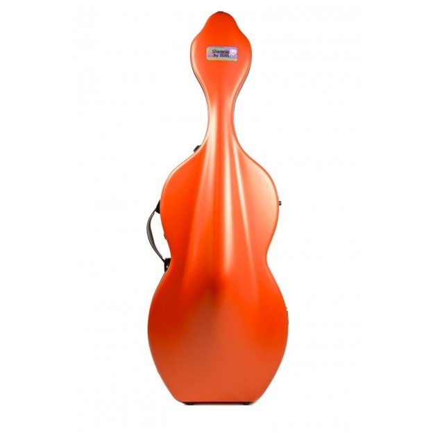 Estuche cello Bam Shamrock Hightech 1003XLW con ruedas