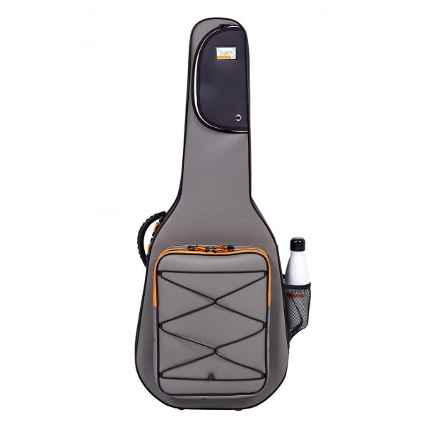 Estuche guitarra clásica Bam PEAK8002SN Peak Performance negro