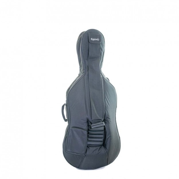 Funda cello Rapsody ACTB negra